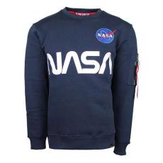 Alpha Indsutries NASA Reflective Sweater - replica blue