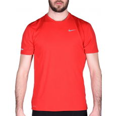 Nike Dri-fit Contour férfi póló piros L