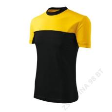 ADLER Colormix ADLER pólók unisex, sárga