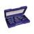 SKG Csavarhúzó készlet, lapos, 7 részes, műa. kofferben