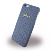 Guess iPhone 6 Plus Studded Hard hátlap, tok, kék