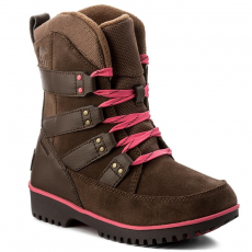 SOREL Hótaposó SOREL - Youth Meadow Lace NY2414 Umber/Afterglow 261