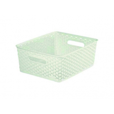 CURVER Műanyag kosár MY STYLE M - krém CURVER bútor
