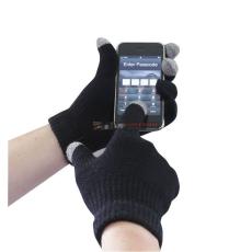 Portwest - GL16 Touchscreen kötött kesztyű (navy)