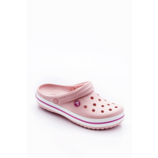 CROCS 11016-6MB Pearl Pink/Wild Orchid