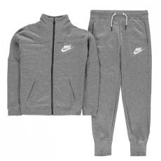 Nike French Terry melegítő szett gyerek lány