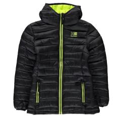 Karrimor gyerek kabát - Karrimor Hot Crag Insulated Jacket Junior Black
