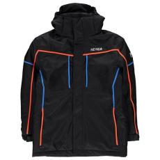 Nevica gyerek sídzseki - Nevica Meribel Ski Jacket Junior Black