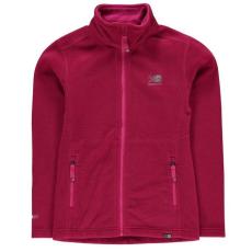 Karrimor gyermek polár pulóver - Karrimor Fleece Jacket Junior Pink
