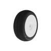 ProCircuit HOT DICES SPORT (soft směs) 1:8 Buggy gumy nalep. na bílých disk. (2ks.)