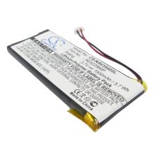 AE522866P Akkumulátor 1000 mAh gps akkumulátor