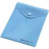 Nebuló Irattartó tasak, A7, PP, patentos, PANTA PLAST, pasztell kék