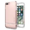 Spigen iPhone 7 Plus/8 Plus Flip Armor hátlap, tok, rose gold