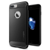 Spigen iPhone 7 Plus/8 Plus Rugged Armor hátlap, tok, fekete