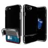 Spigen iPhone 7/8 Flip Armor hátlap, tok, jet black