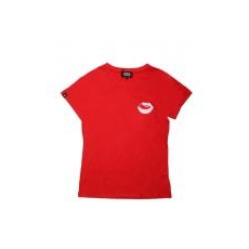 Dorko Drk Girls Gang T-shirt Women Red [méret: XL]