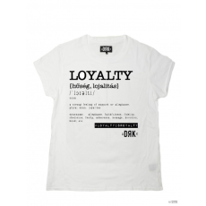 Dorko Női Rövid ujjú T Shirt LOYALTY WOMENS T-SHIRT