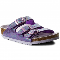 Birkenstock Papucs BIRKENSTOCK - Florida Kids 1003415 Reflection Lilac