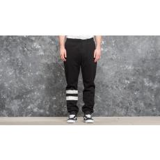 Cheap Monday Move Paint Stripe Trousers Black