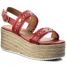 Love moschino Espadrilles LOVE MOSCHINO - JA16067I15IA450A Rsso