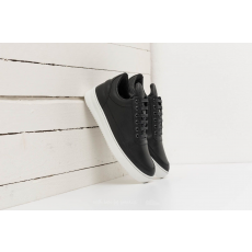 Filling Pieces Low Top Ripple Basic Nappa Black