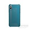 UAG Plyo Apple iPhone X hátlap tok, Glacier