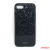 CELLECT design tok, iPhone X, csillogó fekete