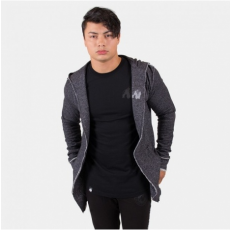 BOLDER SWEAT JACKET - BLACK (BLACK) [XXXL]