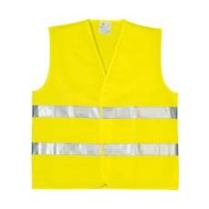 Oxford jól láthatósági mellény, sárga S (70199OXF)