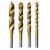 Dremel fa fúrószárkészlet (4 db) (636) (26150636JA)