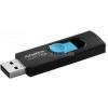 ADATA Pendrive 16GB, UV220, Fekete-kék (AUV220-16G-RBKBL)