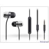 Xiaomi Xiaomi Air Capsule gyári univerzális sztereó felvevős fülhallgató - 3,5 mm jack - JNEJ01JY - black