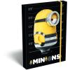 LizzyCard Füzetbox A/5 Minions Stripe 17438422