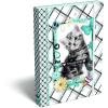 LizzyCard Füzetbox A/4 Pet Meow 17246307