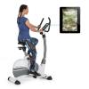 Capital Sports Arcadion Gaming Bike, pulzusmérő, Bluetooth, tartó a kormányon, fehér