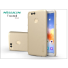 Nillkin Huawei/Honor 7X hátlap képernyővédő fóliával - Nillkin Frosted Shield - gold