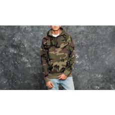 Nike SB Icon Pullover Hoodie Medium Olive/ Black