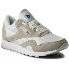 Reebok Cipő Reebok - Cl Nylon 6390 White/Light Grey