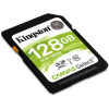 Kingston 128GB SDXC Canvas Select 80R CL10 UHS-I