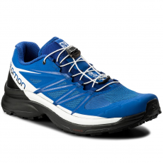 Salomon Cipő SALOMON - Wings Pro 3 401469 27 G0 Nautical Blue/Black/White