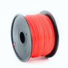 Gembird Filament Gembird PLA Red ; 1;75mm ; 1kg