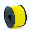 Gembird Filament Gembird ABS Yellow ; 1;75mm ; 1kg
