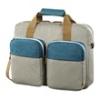 """Hama 101574 notebook táska Florence 2"""" 15,6"""", kék-szürke"""