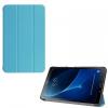 Samsung Galaxy Tab A 10.1 (2016) SM-T580 / T585, mappa tok, Trifold, világoskék