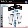 Samsung Galaxy Ace S5830, Kijelzővédő fólia, ütésálló fólia, MyScreen Protector L!te, Flexi Glass, Clear, 1 db / csomag