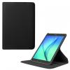 Samsung Galaxy Tab S2 9.7 SM-T810 / T815, mappa tok, elforgatható (360°), fekete