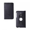Asus Fonepad 7/ME375CG, bőrtok, mappa tok, elforgatható (360°) fekete