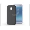 Samsung J330F Galaxy J3 (2017) szilikon hátlap - Soft - fekete