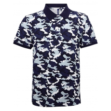 Férfi terepszínű póló - Camouflage