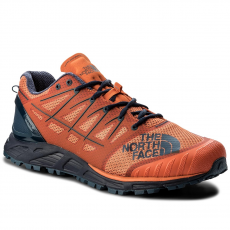 The North Face Cipő THE NORTH FACE - Men's Ultra Endurance II T939IE4DM Scarlet Ibis/Shady Blue